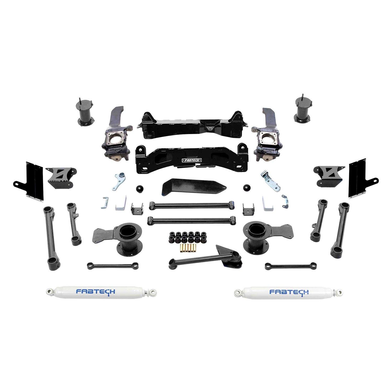 For Toyota 4runner Fabtech 6 Basic Front Amp Rear