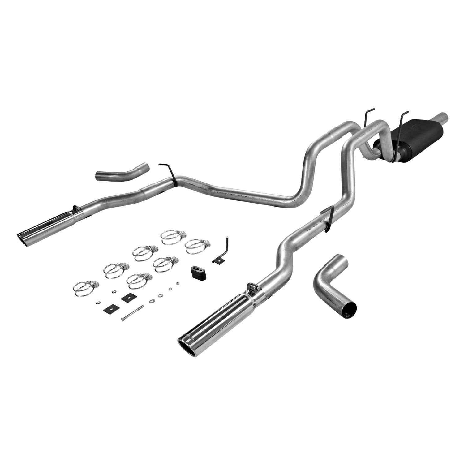 For Dodge Ram 06 08 Exhaust System American Thunder