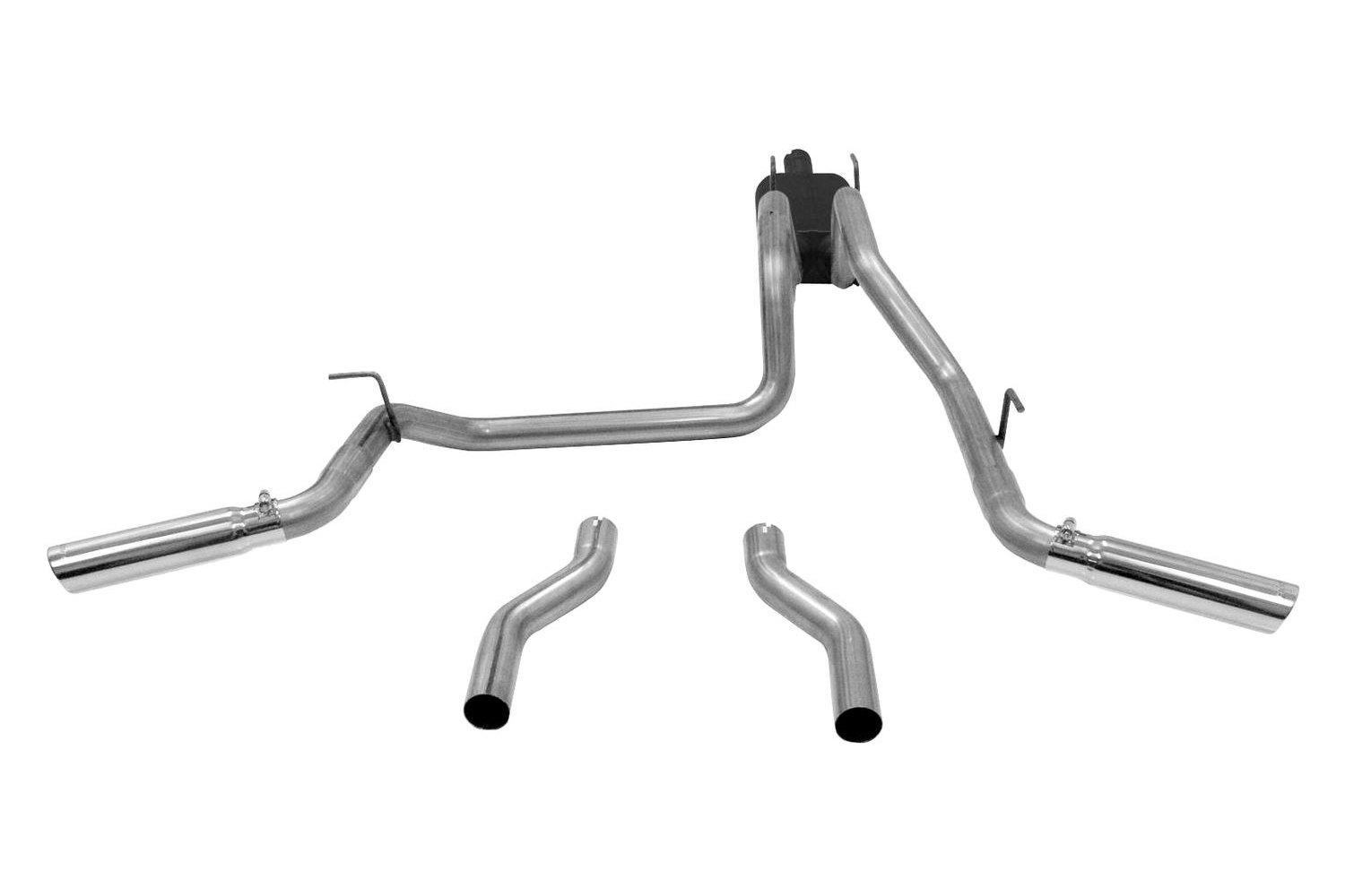 Dodge Ram Exhaust Performance Exhaust Systems Dual Exhausts
