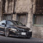 Black Bmw 6 Series Put On Gunmetal Avant Garde Rims Carid Com Gallery