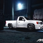 Lowered Street Performance Truck Gmc Sierra By Mrr Carid Com Gallery