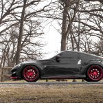 Black And Red Beauty Bespoke Nissan 370z Nismo Carid Com Gallery