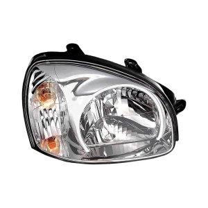 KMetal®  Hyundai Santa Fe 2002 Replacement Headlight