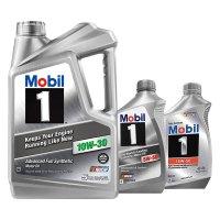 Mobil 1®   Advanced Full Synthetic Motor Oil
