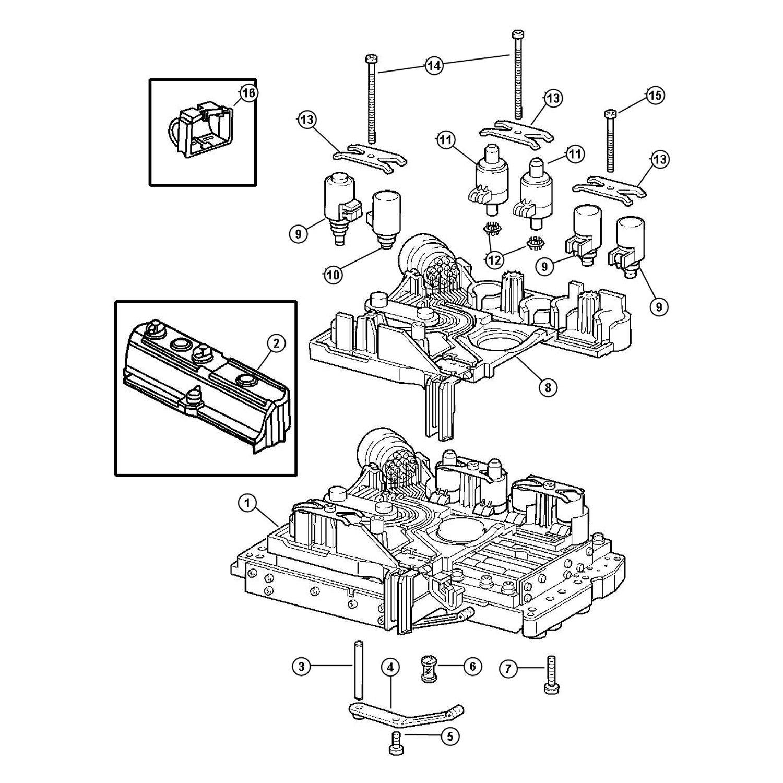W5a580 transmission parts diagram new wiring diagram 2018 mopar rl108213ab automatic transmission valve body w5a580 valve body diagram dodge nitro parts