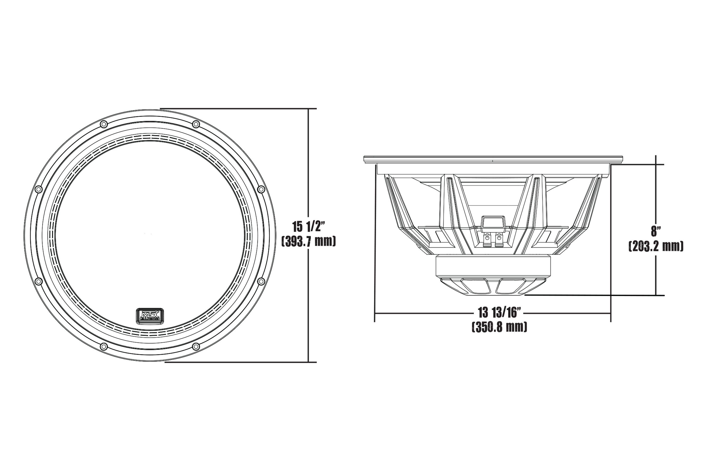 Dvc Speaker Wiring In Series