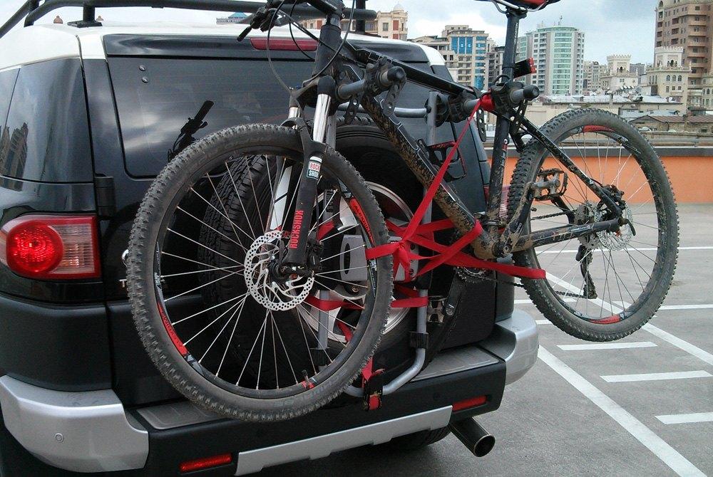 spare tire mount bike racks stud