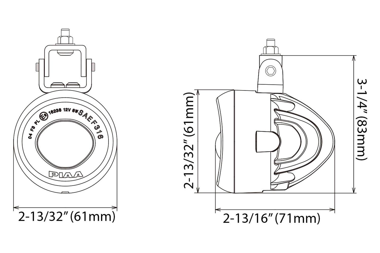 piaa 1100 wiring diagram lamp wiring diagram directory  piaa 510 wiring diagram #14