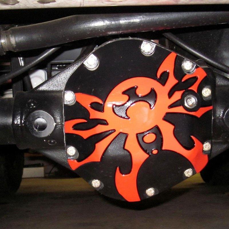 Poison Spyder Customs 42 11 044 PC Bombshell Front