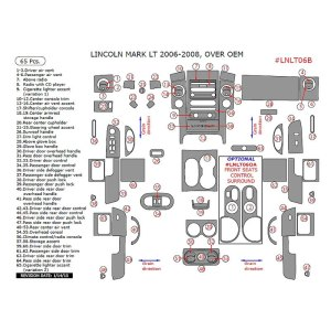 Parts For 2006 Lincoln Mark Lt  Wiring Diagram And Fuse Box
