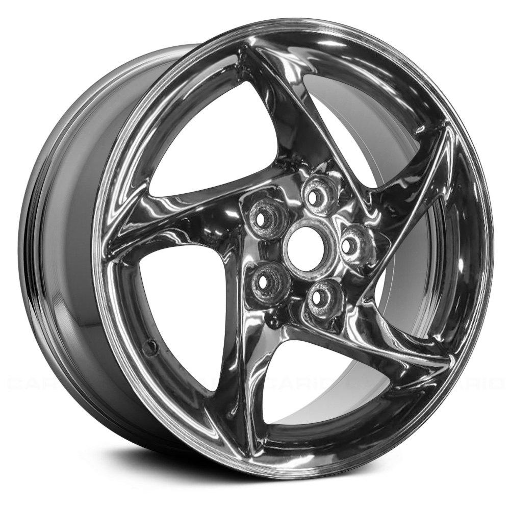 2007 Pontiac Grand Prix Wheels