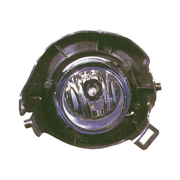 Nissan Frontier Fog Light Bulb Replacement