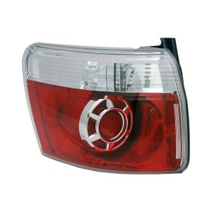 Replace®  GMC Acadia 2008 Replacement Tail Light