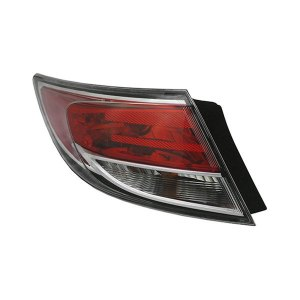 Replace®  Mazda 6 without Factory LED Tail Lights 2009