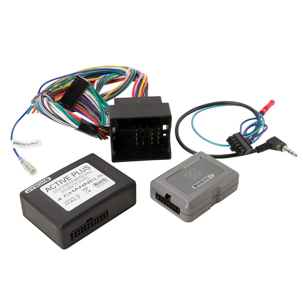 Factory Stereo Replacement Interface