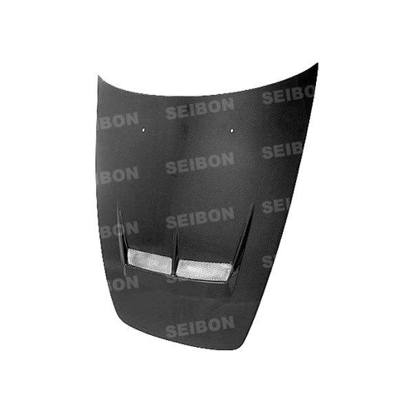 SEIBON® HD0005HDS2K-JS - JS-Style Carbon Fiber Hood