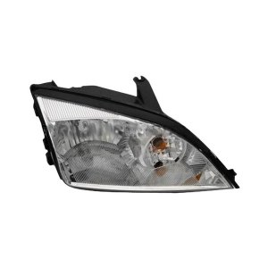 2007 Ford focus headlight assembly removal