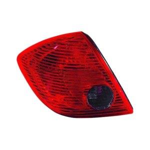 Sherman®  Pontiac G6 Sedan 2005 Replacement Tail Light