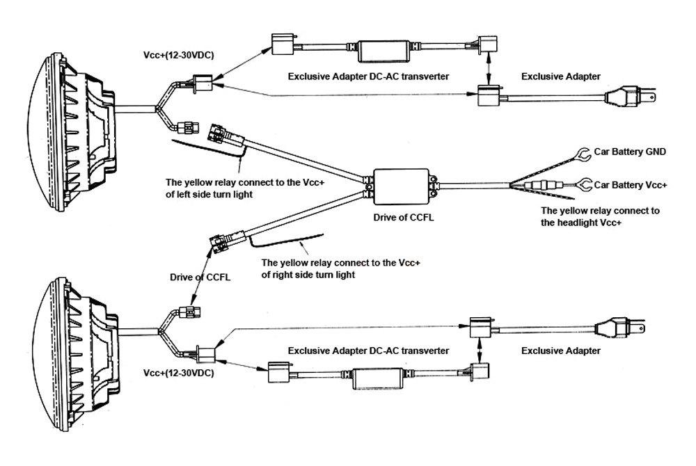 Spec D Headlight Wiring Diagram