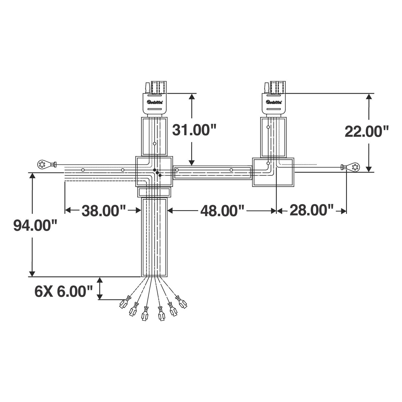 33 Truck Lite Plow Lights Wiring Diagram