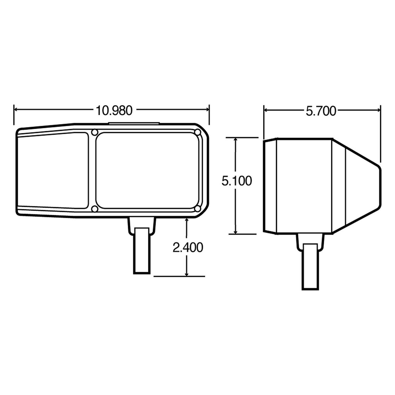 meyers snow plows wiring diagram · truck lite