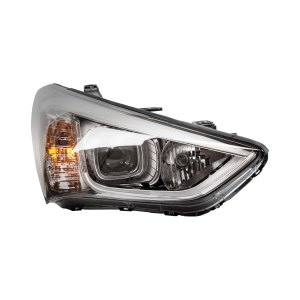 TYC®  Hyundai Santa Fe 20142016 Replacement Headlight
