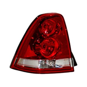 TYC®  Chevy Malibu 20062007 Replacement Tail Light