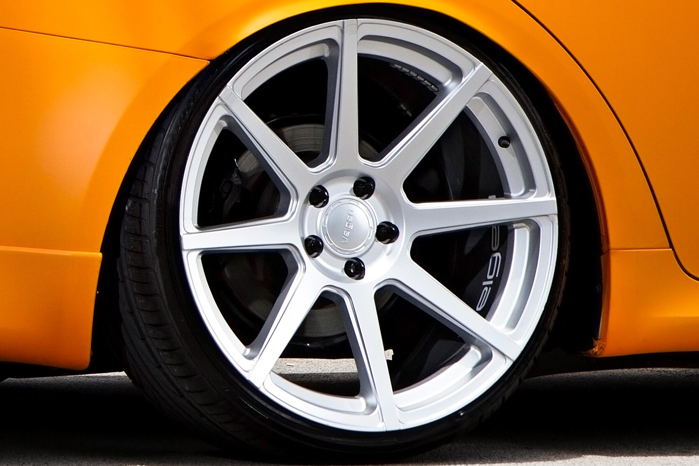 VELGEN VMB8 Wheels Matte Silver Rims