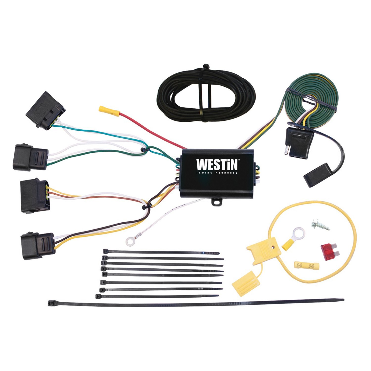 2010 Ford Escape Towing Wiring Harness