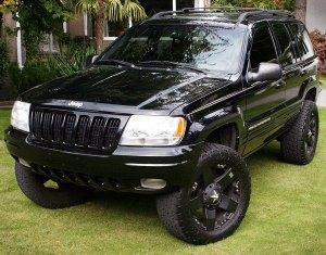 Rockstar Rims: Jeep Grand Cherokee Rockstar Rims
