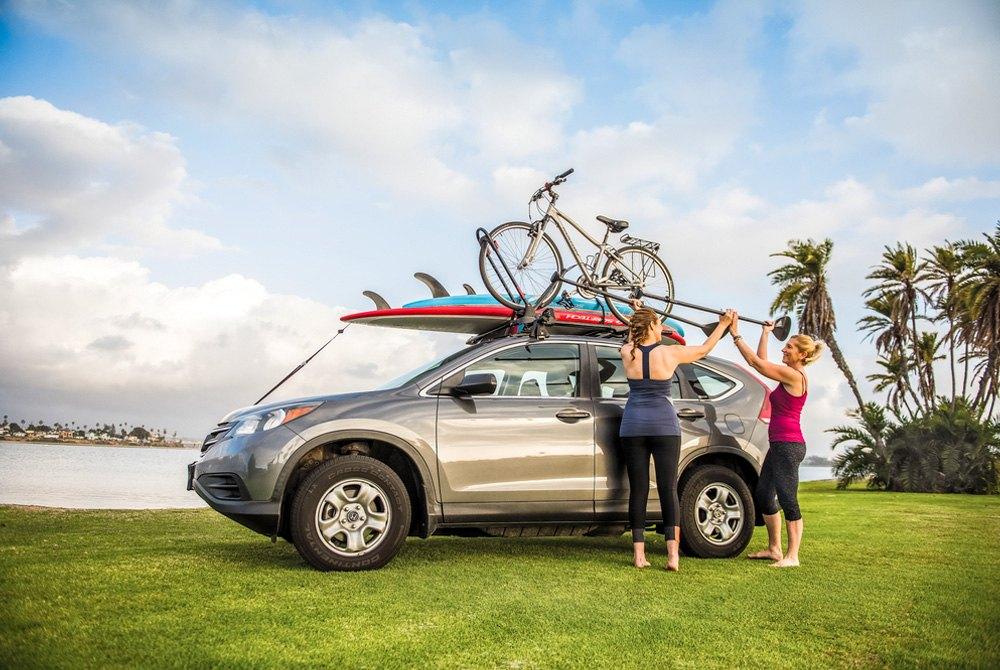 yakima roof racks sport bike
