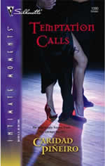 TEMPTATION CALLS by Caridad Pineiro