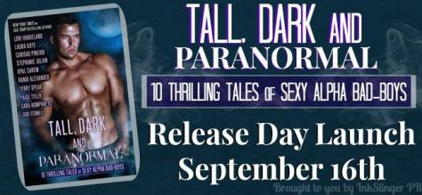 Tall, Dark & Paranormal Box Set