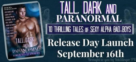 Tall, Dark & Paranormal Box Set