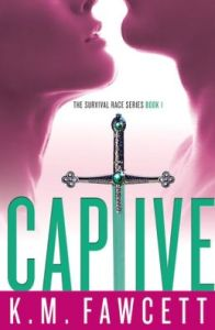 CAPTIVE Science Fiction Romance