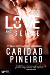 TO LOVE AND SERVE from The Calling\Reborn Vampire Novels