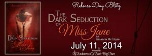 The Dark Seduction of Miss Jane Book Blitz!