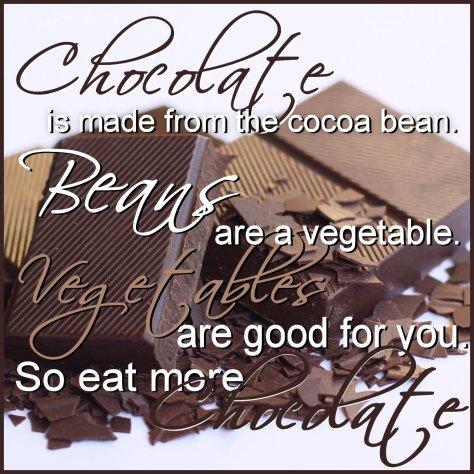 chocolate logic