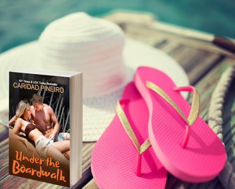 A passionate night under the boardwalk brought them together, but can Chase and Natalie rekindle that lost love and save their marriage?