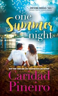Sourcebooks Casablanca One Summer Night Contemporary Romance