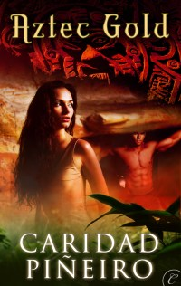 AZTEC GOLD paranormal romance novella Carina Press