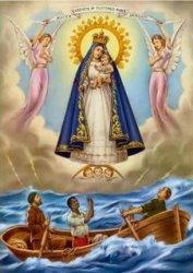 Caridad del Cobre, Patron Saint of Cuba