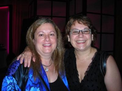 Pat White and Caridad