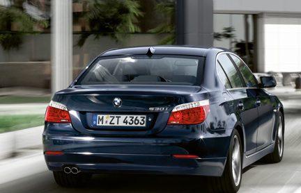 Le Lifting de la série 5 de BMW