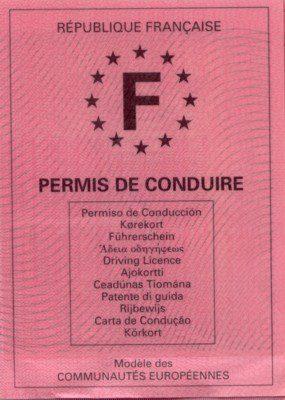 PEUT ON RENTRER AU CASINO AVEC SON PERMIS DE CONDUIRE
