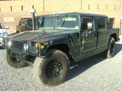 General Motors veut revendre Hummer