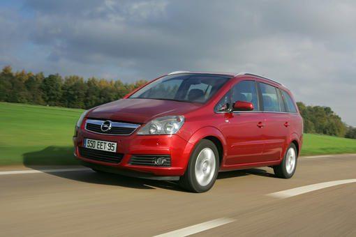 Opel Zafira d'occasion analysé