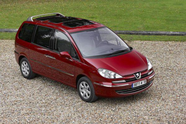 Peugeot 807 d'occasion analysé