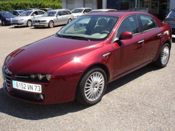 Alfa Romeo 159 occasion passée en revue