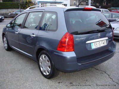 Peugeot 307 SW d'occasion